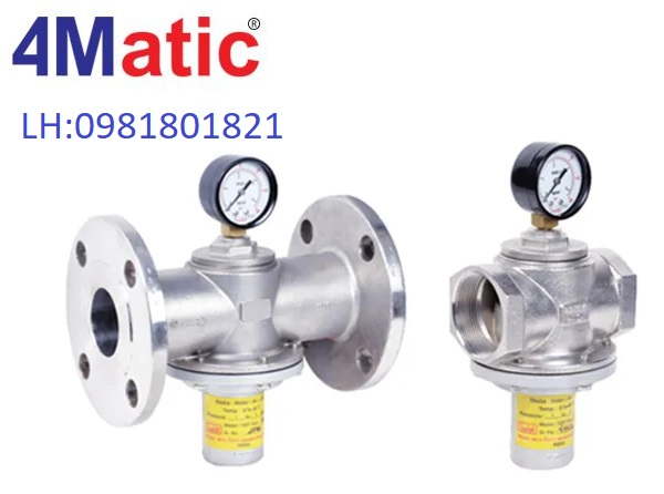 SD Series- Water PRV, Van giảm áp 4Matic Valves Việt Nam | 4MATIC VALVES VIETNAM